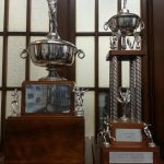 1966 First State Football Championship Trophy