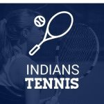 Lady Indians' Tennis Team Prepares to Open Season Next Week