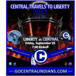 CENTRAL TRAVELS TO LIBERTY