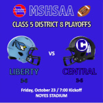 Class 5 District 8 Playoff Game