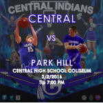 CENTRAL RETURNS TO THE COLISEUM