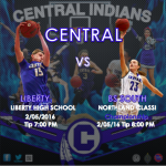 CENTRAL BASKETBALL HITS THE ROAD