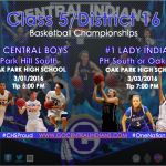 CENTRAL PREPARES FOR DISTRICTS CHAMPIONSHIPS