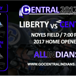 GAMEDAY: LIBERTY VS CENTRAL
