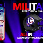 CHS MILITARY APPRECIATION NIGHT