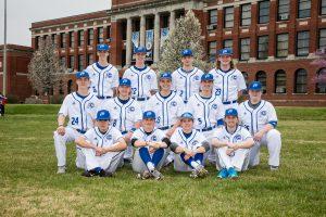 Central Baseball 2016-17
