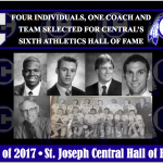 CENTRAL ANNOUNCES 6TH ATHLETICS HALL OF FAME CLASS