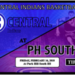 CENTRAL TRAVELS TO #1 PARK HILL SOUTH