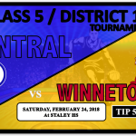 CENTRAL BASKETBALL OPENS DISTRICT PLAY