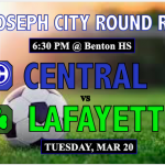 LADY INDIAN SOCCER IN CITY ROUND ROBIN