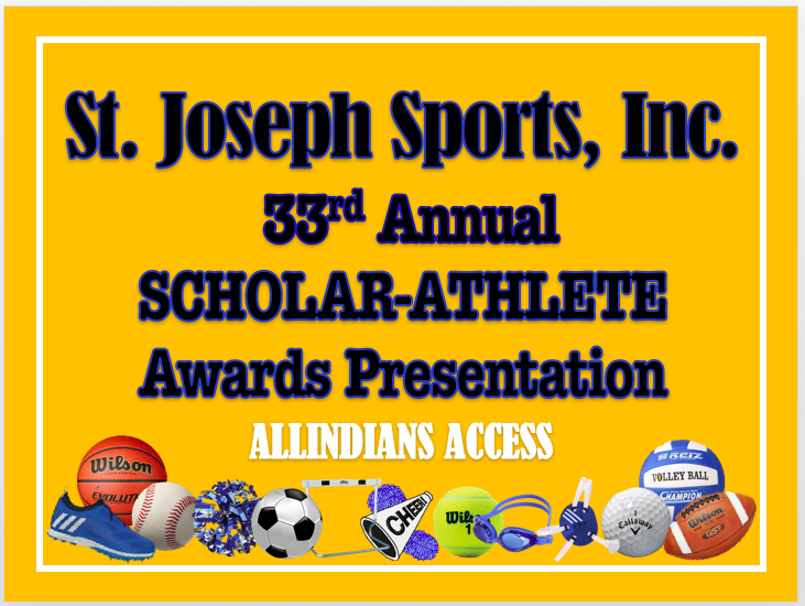 CENTRAL SWEEPS SCHOLAR-ATHLETE OF THE YEAR AWARDS