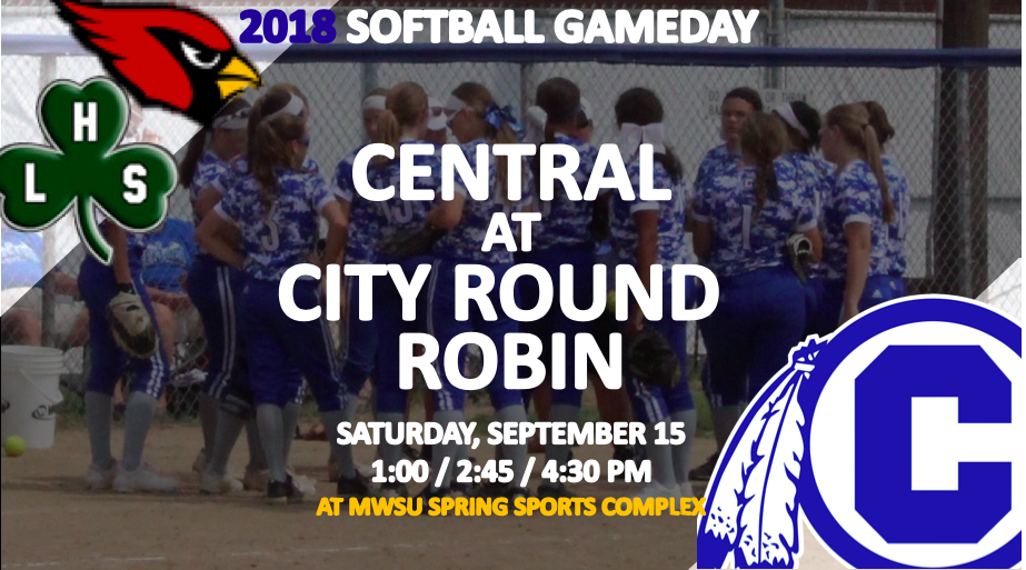 CENTRAL HOSTS CITY SOFTBALL ROUND ROBIN AT MWSU