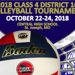 CENTRAL TO HOST CLASS 4 DISTRICT 16 VOLLEYBALL TOURNAMENT