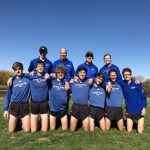 Cross Country Boys Varsity STATE BOUND