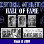CENTRAL ANNOUNCES 7th ATHLETIC HALL OF FAME CLASS
