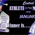 INDIANS NAME JANUARY ATHLETE OF THE MONTH