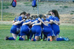 Girls Varsity Soccer vs. Lee's Summit