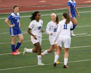 Girls Varsity Soccer vs. Raytown