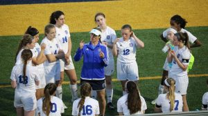 Girls Varsity Soccer vs. Liberty North 4/16/19