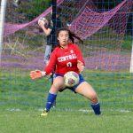JV Girls Soccer vs. Staley 4/15/19