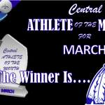 INDIANS NAME MARCH ATHLETE OF THE MONTH