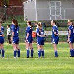 Girls Varsity Soccer vs. Oak Park 4/24/19