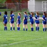 Girls Varsity Soccer vs. Truman 4/26/19