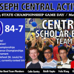 CENTRAL SCHOLAR BOWL TEAM SHOOTING FOR GOLD