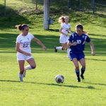Girls Varsity Soccer vs. Park Hill South 4/2/19