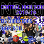 CENTRAL RECOGNIZES 375 STUDENT-ATHLETES ON ATHLETIC DIRECTORS HONOR ROLL