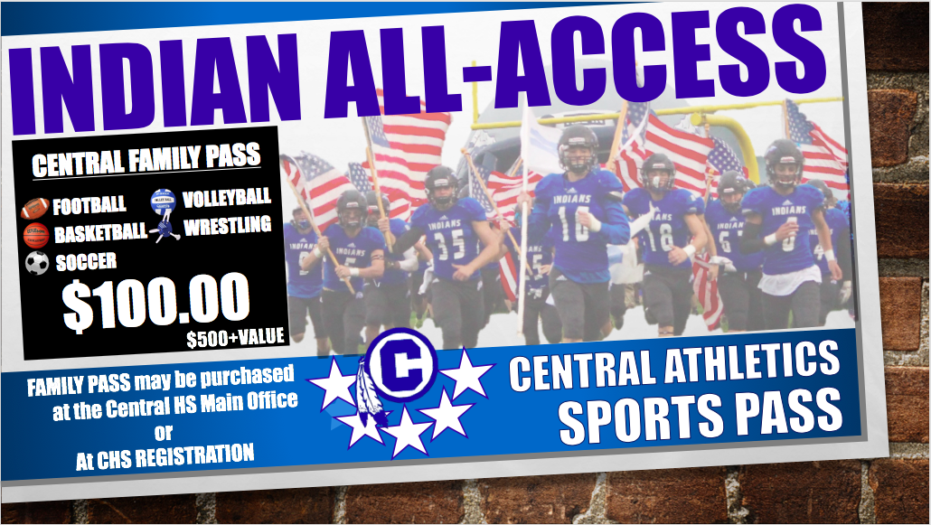 INDIAN ALL-ACCESS PASS