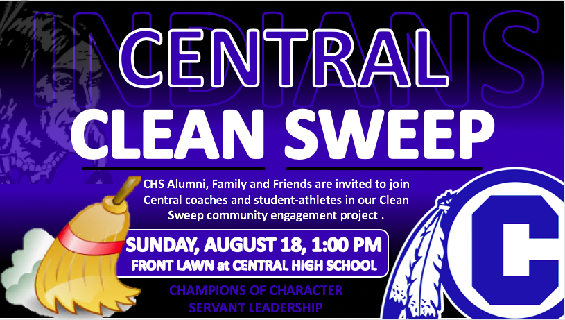 CENTRAL HOSTING CLEAN SWEEP