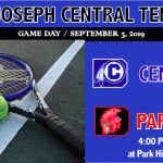 CENTRAL TENNIS OPENS SEASON AT PARK HILL
