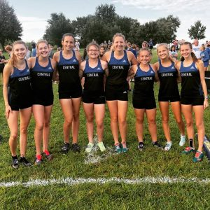 Girls Varsity Cross Country Greg Wilson Classic 9-7-19