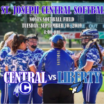 CENTRAL SOFTBALL OPENS SEASON AT HOME