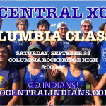 CHS XC SET TO RUN IN COLUMBIA