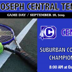CENTRAL TENNIS READY FOR CONFERENCE TOURNAMENT