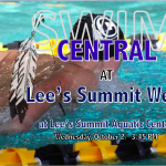 CENTRAL SWIM VISITS LEE'S SUMMIT WEST
