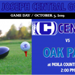 CENTRAL GOLF HOME TO FACE OP