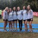 Girls XC Team places 38th out of 81 teams at Arkansas Chili Pepper race