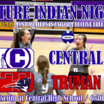 CENTRAL VOLLEYBALL CELEBRATES STAFF AND WELCOMES FUTURE