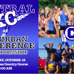 CENTRAL XC GOES FOR CONFERENCE CHAMPIONSHIP