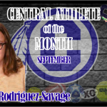 CENTRAL ATHLETE OF THE MONTH