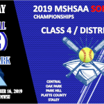 CENTRAL HOSTS SOFTBALL DISTRICTS AT MWSU