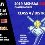 CENTRAL HOSTS DISTRICT 16 CHAMPIONSHIP GAME