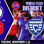 CENTRAL SOCCER OPENS DISTRICT PLAY NOVEMBER 5