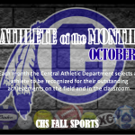 VOTE NOW for October Central Athlete of the Month