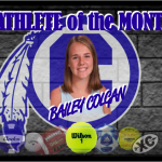 CENTRAL OCTOBER ATHLETE OF THE MONTH