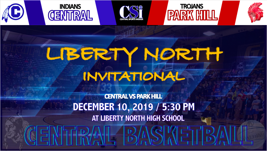 CENTRAL INDIANS OPEN LIBERTY NORTH INVITATIONAL
