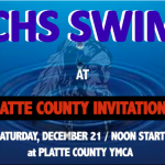 CENTRAL SWIM CLOSES 2019 AT PLATTE COUNTY INVITATIONAL